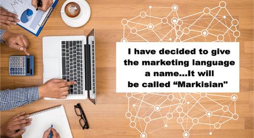 My First Internship and the Hidden Language of Marketing
