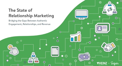 New Research: Bridge the Gaps Between Relationships and Revenue