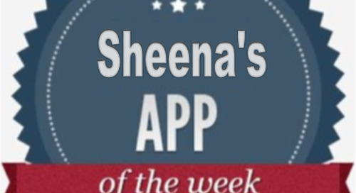 Sheena's App of the Week:  Awesome Note
