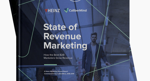 The 2018 State of Revenue Marketing Report