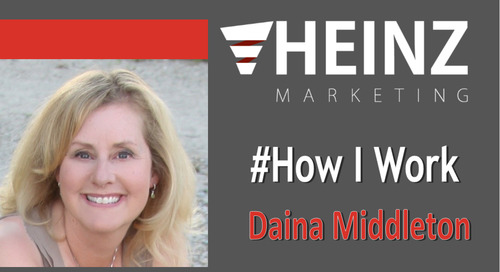 """How I Work"":  Daina Middleton, CEO Ansira @DainaMiddleton #HowIWork"