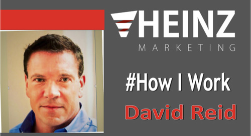 """How I Work"":  David Reid, CEO of EaseCentral @DavidReidEase #HowIWork"