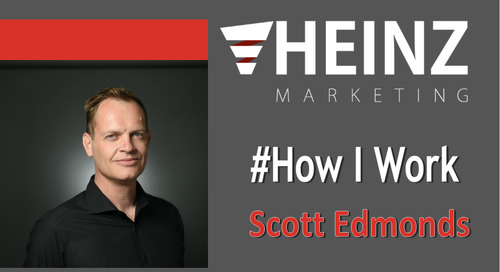 """How I Work"":  Scott Edmonds, VP of Sales at Helpshift @edmondsscott #HowIWork"