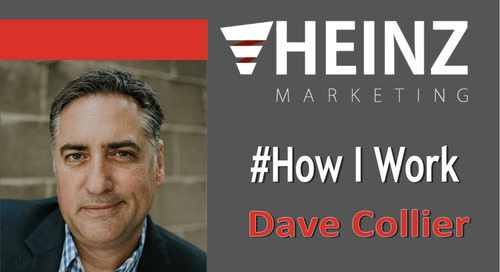 """How I Work"":  Dave Collier, General Manager at OTA Insight @otainsight #HowIWork"