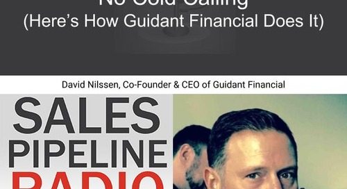 Sales Pipeline Radio, Episode 152: Q&A with David Nilssen @DavidNilssen
