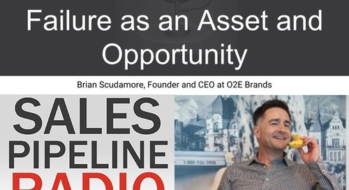Sales Pipeline Radio, Episode 151: Q&A with Brian Scudamore @BrianScudamore