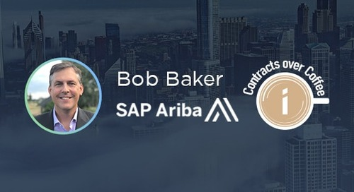 Podcast: Contracts over Coffee Podcast with SAP Ariba and Bob Baker