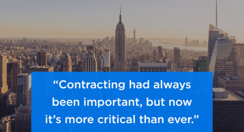 6 Ways Contract Management Software Delivers Value in the COVID Era