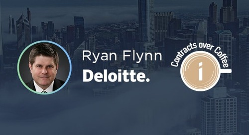 Podcast: Contracts over Coffee Podcast with Deloitte's Ryan Flynn