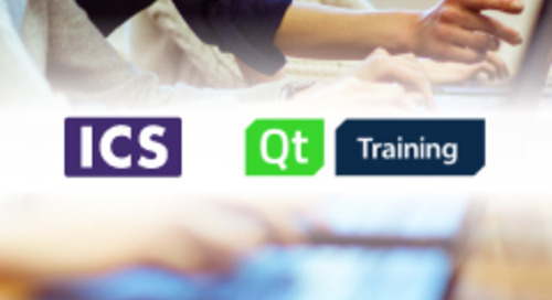 Programming with Qt for Embedded Devices - Apr 27, 2020