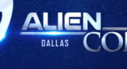 Prepare For Invasion, AlienCon Is Heading To DFW