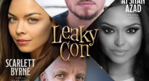 Revelio! LeakyCon 2019 Announces This Year's Guest Lineup