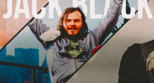 [INTERVIEW] Jack Black Gets Candid About Music, Movies, and Games