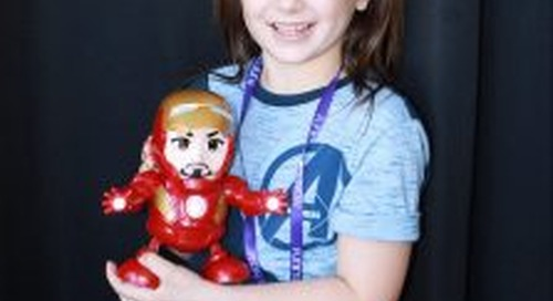 INTERVIEW: Avengers Star Lexi Rabe Visits DFW (And Yes, We Love Her 3,000)