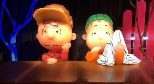 Charlie Brown Headlines Gaylord Texan's Lone Star Christmas 2019 [REVIEW]