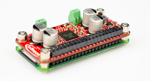 Infineon Releases Raspberry Pi HAT with Class D Audio Amp