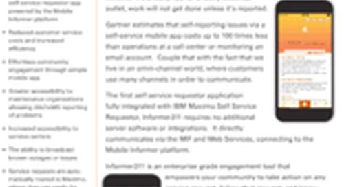 Informer311 - Data Sheet