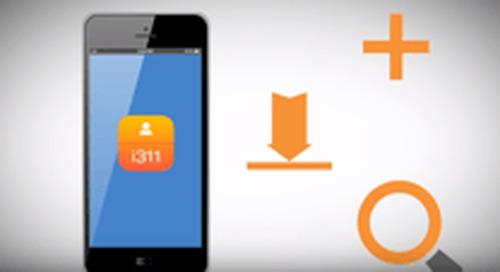 Mobile Informer311 - Self Service App for Maximo Mobile - Video