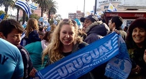 Alumni Video: Teaching English in Uruguay with Adria Baebler