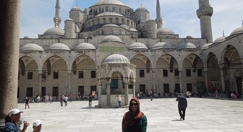 Ankara, Turkey English Teaching Q and A with Pouneh Eftekhari