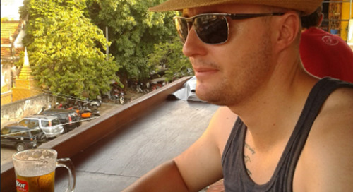 The World Is My Oyster… Teaching English in Chiang Mai, Thailand