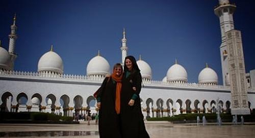 Al Ain, UAE English Teaching Q&A with Lieke Palies
