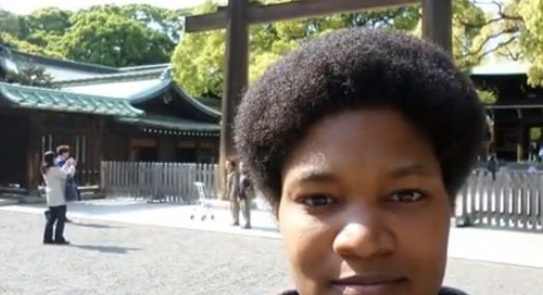Alumni Video: Teaching English in Japan with Jaclyne Johnson