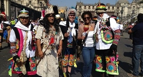 Lima, Peru English Teaching Q and A with Kimberly Walker