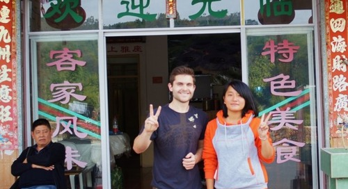 Alumni Video: Teaching English in Fuzhou, China with Jonathan Ogden