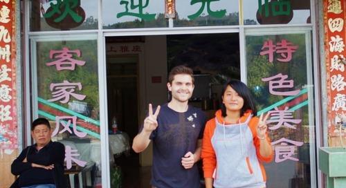Alumni Video: Teaching English in Fuzhou, China with Jonathan Ogden