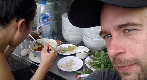 Hanoi, Vietnam English Teaching Q and A with Robbert Koeslag