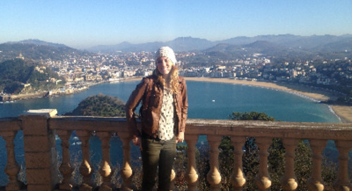 San Sebastian, Spain English Teaching Q and A with Kylee Burgin