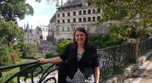 Blois, France English Teaching Q and A with Erin Beaton