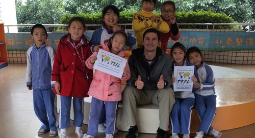 A 6-Step Plan for Getting Hired to Teach English in China
