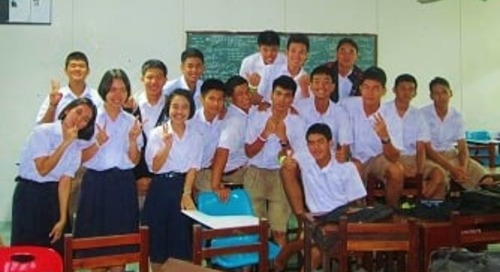 Alumni Video: Teaching English in Chiang Mai Thailand with Stephan Stansfield