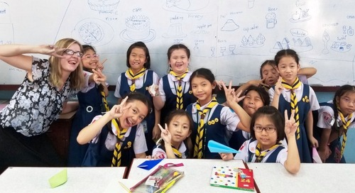 What Type of Visa Can I Use to Teach English in Thailand?