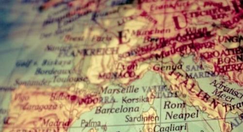 What is the Schengen Region in Europe?
