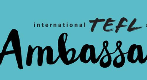 [Video] Ambassador Facebook Live: Teaching English Abroad as a Couple