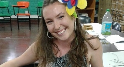 Cali, Colombia English Teaching Q and A with Sara McKinney