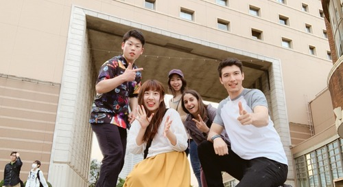 Teaching English in Tokyo, Japan - Alumni Q&A with Emily Feldman