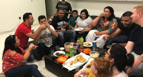 Creating a Home Away from Home in Ras al Khaimah, UAE