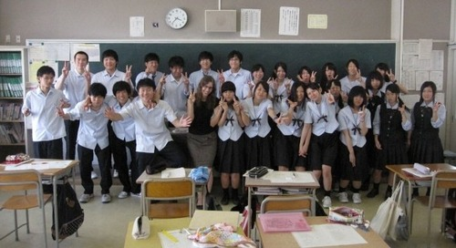 What is the JET Program for Teaching English in Japan?
