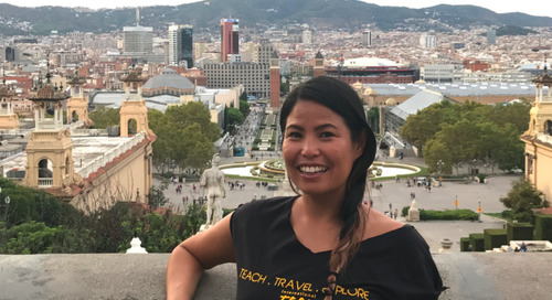 How My Plan B Turned into My Plan A: Teaching English in Barcelona