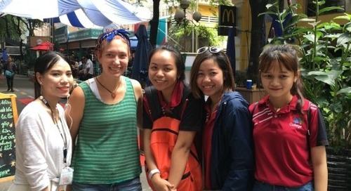 Tips to Overcome Culture Shock While Teaching English in Cambodia