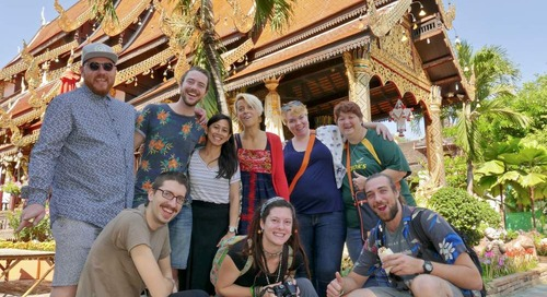 A Day In the Life of an ITA TEFL Student in Krabi, Thailand