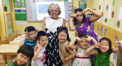 What is the EPIK Program for Teaching English in South Korea?
