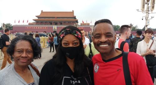 Teaching English in Beijing, China - Alumni Q&A with Mara Fields
