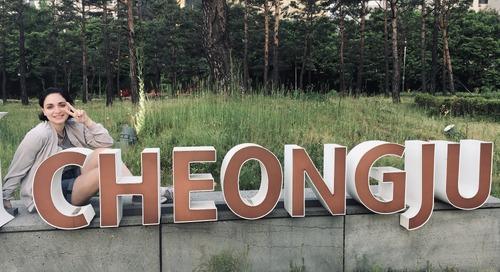 Teaching English in Yongin, South Korea - Alumni Q&A with Melanie Torreon