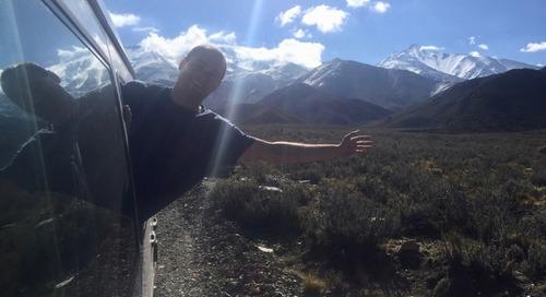 Teaching English in Vina Del Mar, Chile with Scott Mistler-Ferguson [Video]