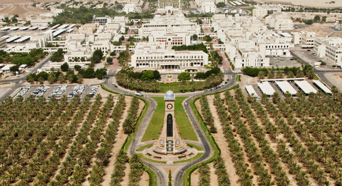 Moving from Chicago, IL to Teach English at the Sultan Qaboos University in Oman.